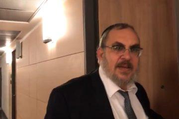 יעקב אשר עוקץ את גבאי: להיות יהודים