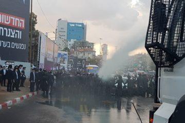 לא יאומן: השוטר תוקף נהג כי הוא 'חרדי'