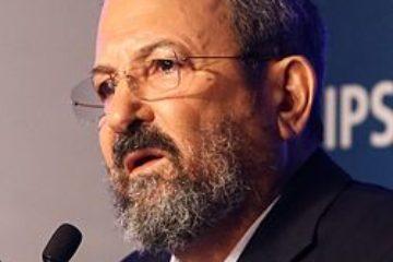 קרב ברשת החברתית: אהוד ברק ויאיר נתניהו • הכל על הקריקטורה