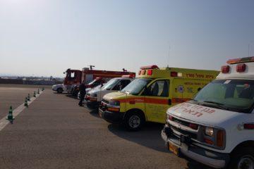 חבר הכנסת אחמד טיבי ניצל עם עוד 180 נוסעים בנחיתת חירום