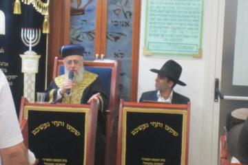 """חבר הכנסת כעס: הרב הראשי אמר לילדים """"זכיתם שנולדתם לעם היהודי"""""""