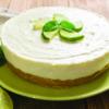 חג שבועות נטול גלוטן: עוגת גבינה אוורירית ולימונית