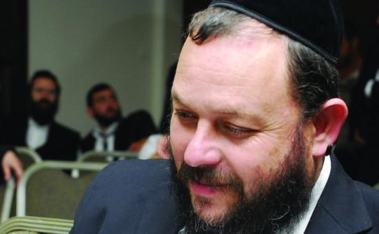 ראש עיריית מודיעין עילית יעקב גוטרמן
