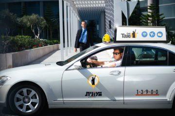 """בוטל המכרז בנתב""""ג: כל מונית תוכל לאסוף נוסעים אך ללא ההנחה"""