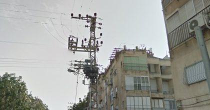 פאניקה בליל שבת: עמודי החשמל 'התפוצצו' במרכז בני ברק – אין נפגעים