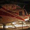 שיחלוף נפגעים באוויר, כך הציל צוות המסוק הרפואי פצוע מתאונה