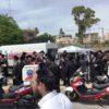 """ערב ראש חודש סיון: אלפים בקבר השל""""ה בטבריה • צפו בתיעוד"""