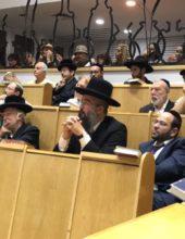 """בישראל ובצרפת: השלושים לפטירתו של הרב מענדל דייטש הי""""ד"""