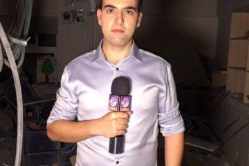 במהלך הסיקור: בדואים רגמו באבנים עיתונאי שנפצע ופונה