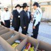 גם השנה: 'זכור ליעקב' וקהילת 'עדן' חילקו מאות מארזי מזון