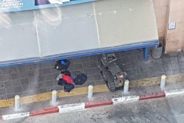 שוהה בלתי חוקי הגיע אל תחנת הרכבת עם מזוודה חשודה – התחנה פונתה מאדם