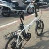 מבהיל! השניה שהפרידה בין חייו ומותו של רוכב האופניים ברמת גן • צפו