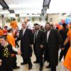 מאות במסיבת ראש חודש אדר עם החניכים המיוחדים של 'אהל שרה'