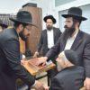 """תלמידי ישיבת 'בני יששכר' מחדרה התברכו ממרנן ורבנן גדולי ישראל שליט""""א"""