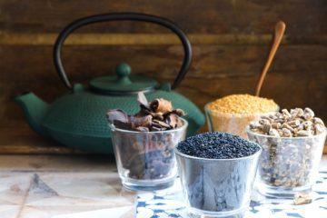 5 צמחי המרפא שיכינו את גופכם לחנוכה