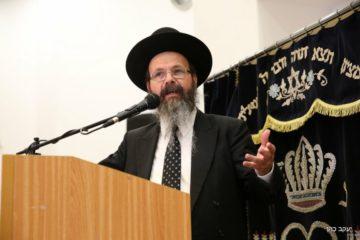 """ביוזמת המועצה הדתית פ""""ת – כנס הוקרה לרבני וגבאי בתי הכנסת בעיר"""