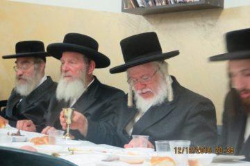 """אדמו""""ר בחסות הבג""""צ: רק הבכור ייקרא 'ספינקא ירושלים'"""