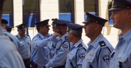 ירקון דן ויפתח: הוחלפו מפקדי המרחבים במחוז תל אביב של משטרת ישראל