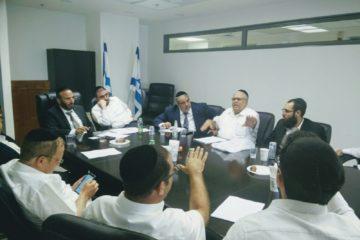 הרבנות הראשית תבחן הצעה חלופית למתווה הרב הראשי