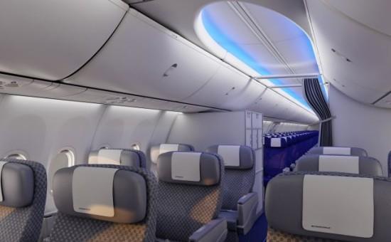 מחלקת עסקים במטוס