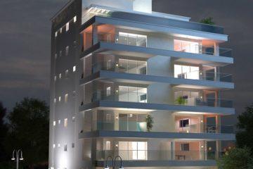חברת שניר מכרה 5 דירות בפרויקט המגורים ברחוב דוד גולומב 27 בשכונת דוד רמז בעיר טבריה