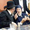 """צפו בגלריה: האדמו""""ר רבי ברוך אבוחצירא בביקור אצל הרב יוסף מוגרבי מחולון"""