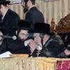 גלריה חסידית: הכתרת רב לקהילת 'ישועות משה' ויז'ניץ בחיפה