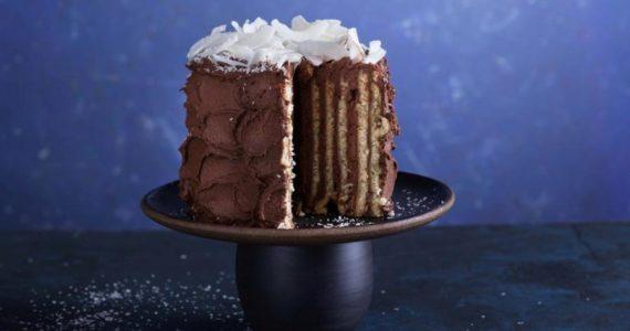 מתכון: עוגת רולדת באונטי כשרה לפסח