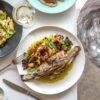 שֶׁנִּהְיֶה לְרֹאשׁ • המתכון של שף מור כהן לדג לברק