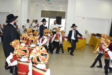 גלריה: מסיבת חומש במוסדות 'כאייל תערוג' שבראשות הרב עמרמי