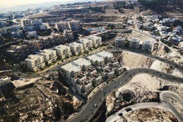 עיריית ירושלים תביא לאישור 176 יחידות דיור בשכונות נוף ציון