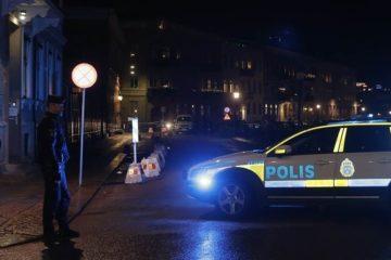 שבדיה: מפגינים זרקו בקבוקי תבערה לבית כנסת