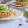 פאי תפוחים אישי על קרם קינמון