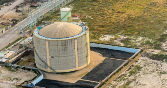 לא מתייאשים: חיפה כימיקלים מבקשים לדחות את פינוי מיכל האמוניה