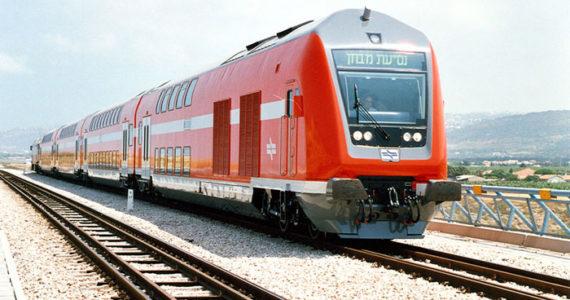 חילולי השבת חזרו: רכבת ישראל תבצע שוב עבודות בשבת