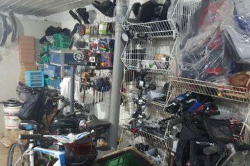 בני ברק: השיטור העירוני פינה בית עסק ממקלט