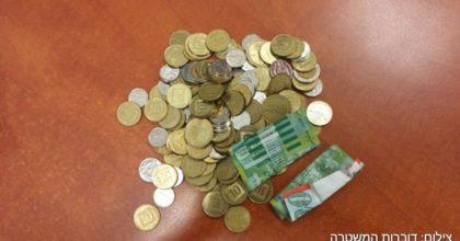 נתפסו על חם: שני פורצים נעצרו כשגנבו כסף מבית כנסת במודיעין עילית