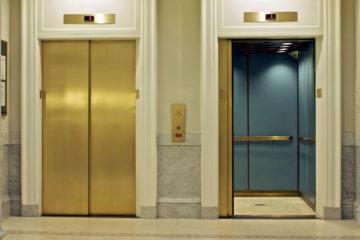 כשהדייר בקומה ראשונה מסרב לשלם למעלית