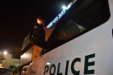בשעת לילה: המשטרה פשטה על משחטת רכב ולכדה את חוליית הגנבים • צפו
