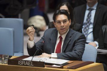 """דיון דחוף באו""""ם: להכיר בירושלים"""