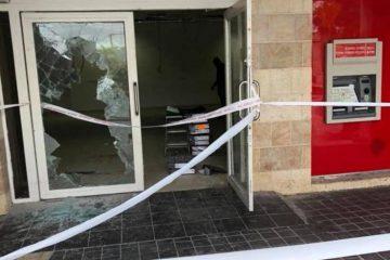 בית שמש: אלמונים ניסו לשדוד את הכספת