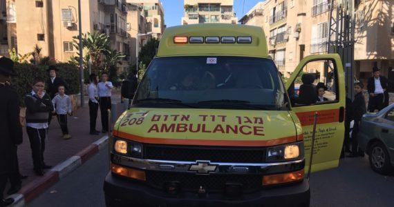 בשיחת וידאו: כך ניצל ישראלי מהתקף לב