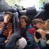 שילוט חדש יזכיר לכם: לא לשכוח את הילדים ברכב!