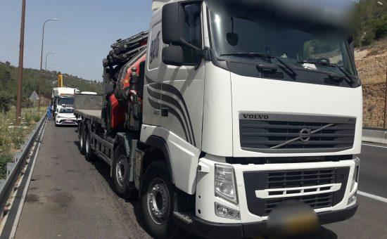 משאית 32 טון