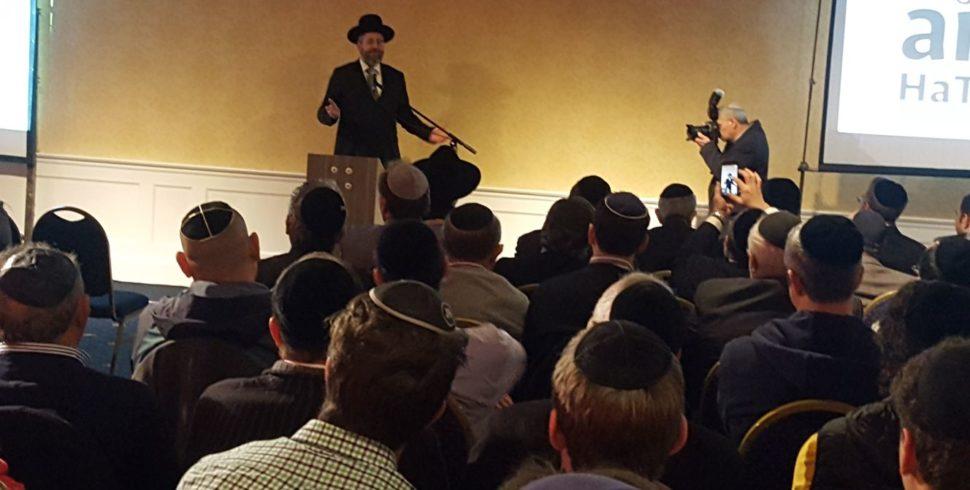 הרב הראשי במסע חיזוק בקהילות היהודיות בארגנטינה ופיקוח במשחטות הבשר