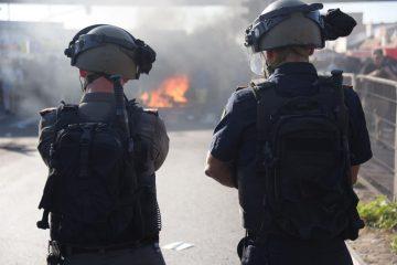 משרד המשפטים בסרטון הסברה: השוטר לא ירה באתיופי