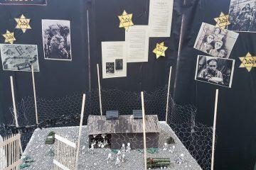 בואו לראות: תערוכת השואה של הילדות המיוחדות