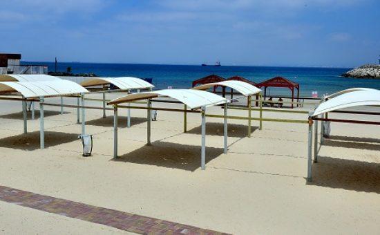 החוף השקט בחיפה