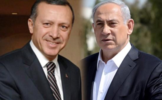 """ראש הממשלה נתניהו ונשיא טורקיה ארדואן / צילומים: חיים זאק, משה מילנר - לע""""מ"""