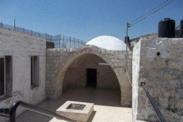 הלילה שוב: צעירים ניסו להיכנס לקבר יוסף שבשכם – ונעצרו